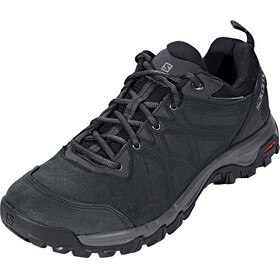 Salomon M's Evasion 2 LTR Shoes Black/Black/Quiet Shade